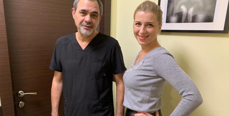 История пациентки Ирины. Как сбросить 50 кг  лишнего веса и добиться идеального тела 30