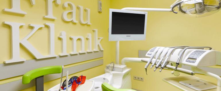 Отделение стоматологии Frau Klinik принимает пациентов! 1