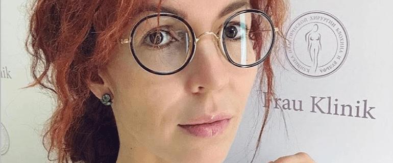 Юлия Смольная сделала пластику век у профессора Блохина 4